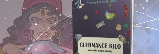 Clermance Kilo, voyante extralucide (roman illustré)